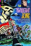 Cover for The Twilight Zone (Western, 1962 series) #53