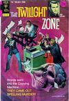 Cover for The Twilight Zone (Western, 1962 series) #54