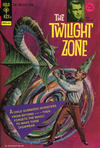 Cover for The Twilight Zone (Western, 1962 series) #57 [Gold Key]