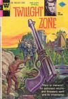 Cover for The Twilight Zone (Western, 1962 series) #59 [Whitman]