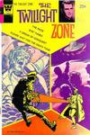 Cover for The Twilight Zone (Western, 1962 series) #60 [Whitman]