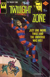 Cover for The Twilight Zone (Western, 1962 series) #68 [Whitman]