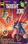 Cover for The Twilight Zone (Western, 1962 series) #69 [Whitman]