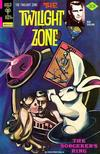 Cover for The Twilight Zone (Western, 1962 series) #74 [Gold Key]