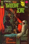 Cover for The Twilight Zone (Western, 1962 series) #75
