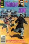 Cover for The Twilight Zone (Western, 1962 series) #78 [Gold Key]