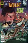 Cover for The Twilight Zone (Western, 1962 series) #79 [Whitman]