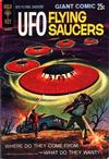 Cover for UFO Flying Saucers (Western, 1968 series) #1