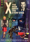Cover for X, the Man with the X-Ray Eyes (Western, 1963 series) #[nn]