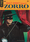 Cover for Walt Disney Presents Zorro (Western, 1966 series) #4