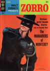 Cover for Walt Disney Presents Zorro (Western, 1966 series) #5