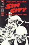 Cover for Sin City: A Dame to Kill For (Dark Horse, 1993 series) #3