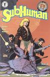 Cover for SubHuman (Dark Horse, 1998 series) #3