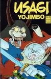 Cover for Usagi Yojimbo (Fantagraphics, 1987 series) #25