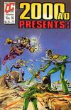 Cover for 2000 A. D. Presents (Fleetway/Quality, 1987 series) #16