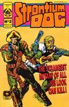 Cover for Strontium Dog (Fleetway/Quality, 1987 series) #2