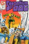 Cover for Strontium Dog (Fleetway/Quality, 1987 series) #3