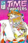 Cover for Time Twisters (Fleetway/Quality, 1987 series) #2