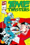 Cover for Time Twisters (Fleetway/Quality, 1987 series) #4