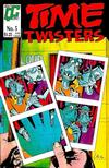 Cover for Time Twisters (Fleetway/Quality, 1987 series) #5