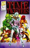 Cover for Time Twisters (Fleetway/Quality, 1987 series) #6