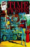 Cover for Time Twisters (Fleetway/Quality, 1987 series) #8