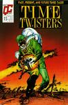 Cover for Time Twisters (Fleetway/Quality, 1987 series) #15