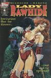Cover for Lady Rawhide (Topps, 1996 series) #4