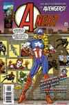 Cover for A-Next (Marvel, 1998 series) #4