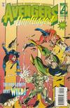 Cover for Avengers Unplugged (Marvel, 1995 series) #2 [Direct Edition]