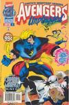Cover for Avengers Unplugged (Marvel, 1995 series) #5 [Direct Edition]