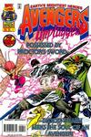 Cover for Avengers Unplugged (Marvel, 1995 series) #6 [Direct Edition]