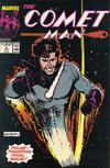 Cover for Comet Man (Marvel, 1987 series) #6