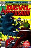 Cover for Devil Dinosaur (Marvel, 1978 series) #3
