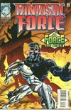 Cover for Fantastic Force (Marvel, 1994 series) #18
