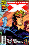 Cover for Mutant X (Marvel, 1998 series) #1