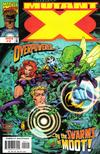 Cover for Mutant X (Marvel, 1998 series) #2