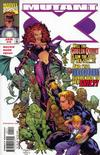 Cover for Mutant X (Marvel, 1998 series) #4