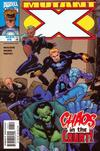 Cover for Mutant X (Marvel, 1998 series) #6