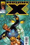 Cover for Mutant X (Marvel, 1998 series) #8