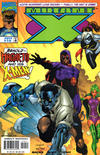Cover for Mutant X (Marvel, 1998 series) #10