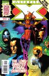 Cover for Mutant X (Marvel, 1998 series) #12