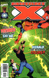 Cover for Mutant X (Marvel, 1998 series) #14