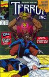 Cover for Terror Inc. (Marvel, 1992 series) #12