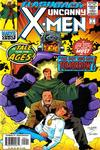 Cover for The Uncanny X-Men (Marvel, 1981 series) #-1 [Cover A]