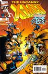 Cover for The Uncanny X-Men (Marvel, 1981 series) #355 [Direct Edition]