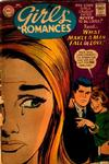 Cover for Girls' Romances (DC, 1950 series) #129