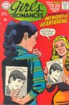 Cover for Girls' Romances (DC, 1950 series) #134