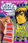 Cover for Girls' Romances (DC, 1950 series) #136