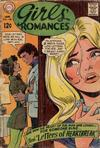 Cover for Girls' Romances (DC, 1950 series) #138